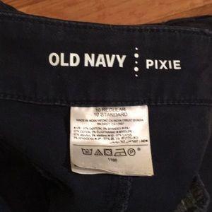 Old Navy Pants - Cute Old Navy Pixie Pants